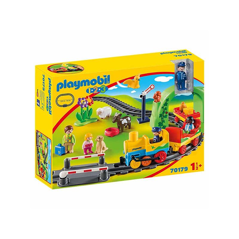 Comboio Playmobil, na Centroxogo