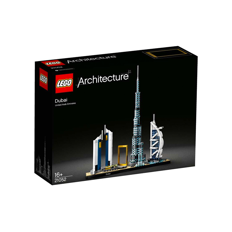 LEGO Architecture, na Fnac