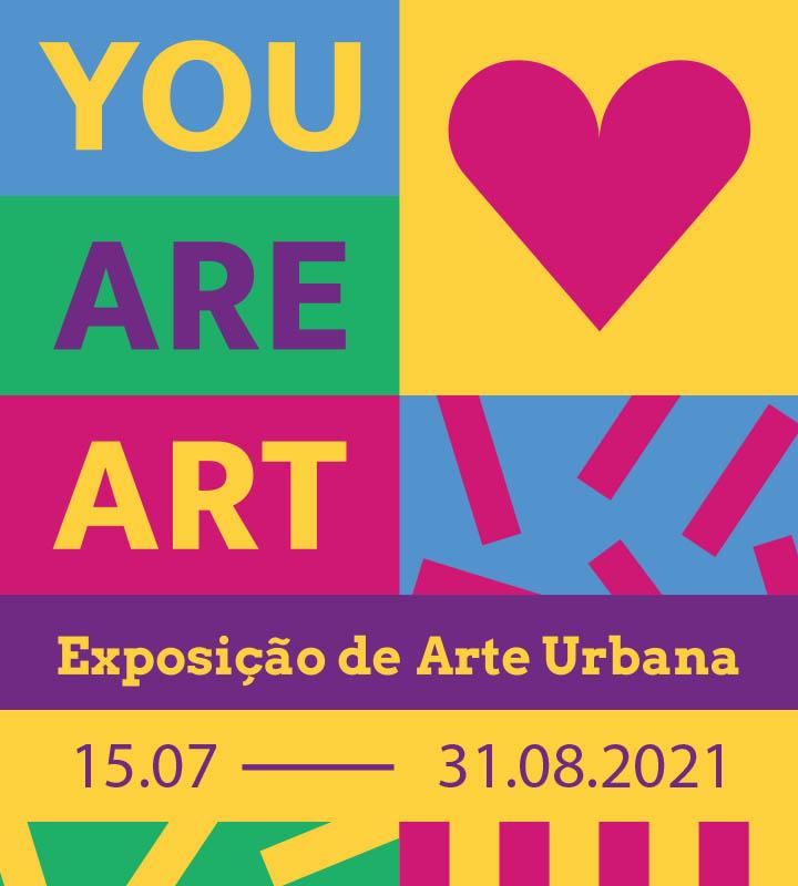 Exposição You Are Art
